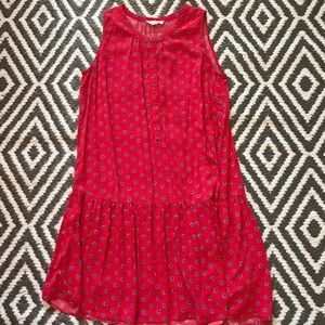 Women's BeachLunchLounge Apple Dress. Size Medium